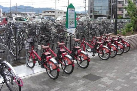 Cycle Port Odawara Station